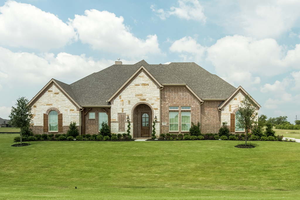 Avery ranch in justin new construction spotlight for New construction ranch homes